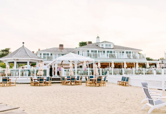 Jenny Dennis Cape Cod Wedding Chatham Bars Inn Kelly Dillon