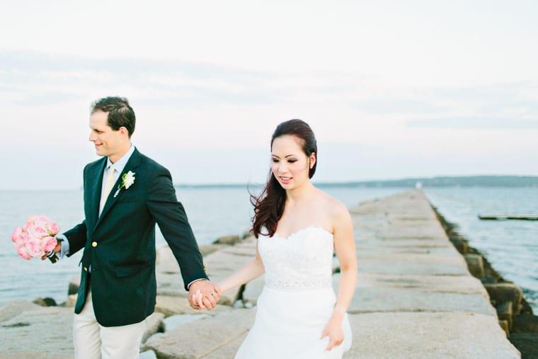Leeann Amp Martin Maine Wedding