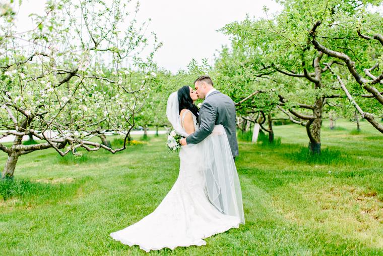 Mariella Matt Wedding Tower Hill Botanical Garden Kelly Dillon Photography
